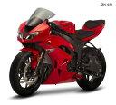 ZEROGRAVITY ゼログラビティ スクリーン 【SRタイプ】 カラー:スモーク ZX-10R 08-10 ZX-6R 09-12