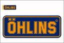 【セール特価!】OHLINS オーリンズ ステッカー・デカール OHLINS ステッカー