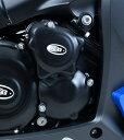 【在庫あり】R&G アールアンドジー エンジンカバー エンジンケースカバー・ガード(右側 - スターターカバー【Engine Case Covers(RHS - Starter)】■ GSX-S1000 GSX-S1000 FA