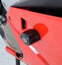 R&G アールアンドジー ガード・スライダー クラッシュガード・プロテクター - エアロ(Aero) スタイル【Crash Protectors - Aero Style】■ カラー:ホワイト VFR800F VFR800Xクロスランナー