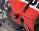 R&G アールアンドジー ガード・スライダー クラッシュガード・プロテクター - エアロ(Aero) スタイル - 穴あけ加工必要【Crash Protecto...