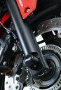 R&G アールアンドジー ガード・スライダー フォークプロテクター・ガード【Fork Protectors】■ CBR250R CBR300R YBR 125