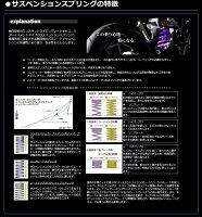 HYPERPROハイパープロフォークスプリングサスペンションコンビキット(フロント&リアスプリング)ST4s