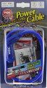 【セール特価!】NGK パワーケーブル(プラグコード) プラグコード色:ブルー/プラグキャップ色:ブルー