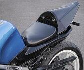 サイタニヤ 才谷屋 シート本体 R6レプリカ シングルシート テールランプ、ウィンカー穴有り FZR250