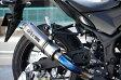 OVER オーヴァー フルエキゾーストマフラー TT-Formula コンプリート 2-1 YZF-R25