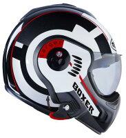 ROOFルーフシステムヘルメットBOXERV8TARGET[ボクサーV8ターゲット]サイズ:SM(57cm)