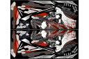 PLOT プロト ステッカー・デカール デカールキット ヴァルキリー カラー:ブラック YZF-R25 YZF-R3