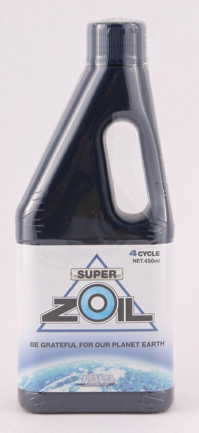 【在庫あり】【イベント開催中!】 添加剤 [スーパーゾイル エコ]SUPER ZOIL ECO for 4cycle
