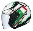OGK KABUTO オージーケーカブト ジェットヘルメット AVAND-II [アヴァンド・ツー] FLAG [フラッグ] イタリア ヘルメット サイズ:L