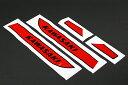 【セール特価!】PMC ステッカー・デカール 転写フィルムグラフィックセット 500SS MACHIII H1 [マッハ]