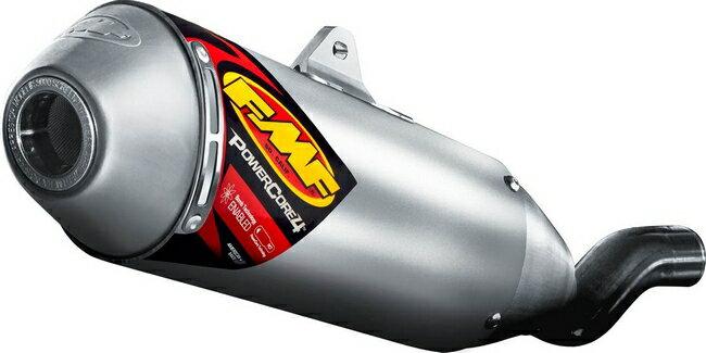 【セール特価!】 FMF Powercore4 スリップオンマフラー XT250X セロー 250 トリッカー (XG250)