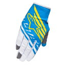 alpinestars アルパインスターズ オフロードグローブ RACER SUPERMATIC(レーサースーパーマチック) グローブ サイズ:M