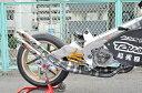 【イベント開催中!】 T2 Racing T2レーシング MC21用 右2本出し スチールチャンバーボディ ステッカータイプ:長方形型 NSR250R MC21