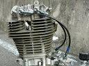 [SR400] BORE ACE ツインメッシュオイルラインセット
