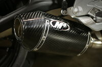 【M4PerformanceExhaust】【】【】【スリップオンマフラー】【M4スタンダードマウントスリップオンサイレンサー】【FZ-07MT-07】