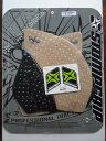 ストンプグリップ STOMPGRIP タンクパッド トラクションパッド ストリートバイクキット カラー:クリア ZX10R 08-10