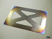 メタルギアワークス METAL GEAR WORKS ナンバープレート関連 ナンバーサポート