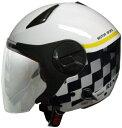 石野商会 ジェットヘルメット RENAULT ルノー オープンフェイスヘルメット