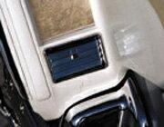 アメリカンドラッガーズ その他外装関連パーツ クロームロアベント GL1800 GOLDWING [ゴールドウィング] ※13- F6Bモデルには適合未確認