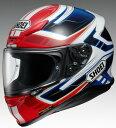 【セール特価!】SHOEI ショウエイ フルフェイスヘルメット Z-7 VALKYRIE (ゼット-セブン ヴァルキリー) ヘルメット サイズ:XS