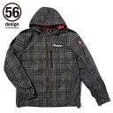 【送料無料】ジャケット 56design 56デザイン 23-1639-004-177