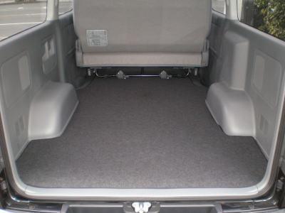 オグショー OGUshow トランポ用品 200系ハイエース 荷室にピッタリマット ボディ幅:標準ボディ 200系ハイエース S-GL