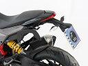 摩托车骑士服 - HEPCO&BECKER ヘプコ&ベッカー バッグ・ボックス類取り付けステー サイドソフトケースホルダー 「C-Bow」 HYPERMOTARD821 HYPERMOTARD939