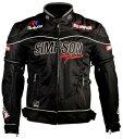 SIMPSON シンプソン NSM-2 メッシュジャケット サイズ:M