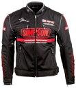 SIMPSON シンプソン NSM-3 メッシュジャケット サイズ:M