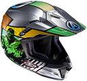 【在庫あり】HJC エイチジェイシー オフロードヘルメット HJH108 CL-XYII AVENGERS (アベンジャーズ) サイズ:M(51-52cm)