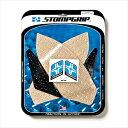 ストンプグリップ STOMPGRIP タンクパッド トラクションパッド ストリートバイクキット カラー:クリア CBR500R/400R 13-15/CB500F/400F 13-15