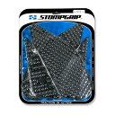 ストンプグリップ STOMPGRIP タンクパッド トラクションパッド ストリートバイクキット カラー:ブラック GSXS1000/1000F 16