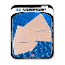 ストンプグリップ STOMPGRIP タンクパッド トラクションパッド ストリートバイクキット カラー:クリア DUKE 390