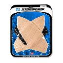 ストンプグリップ STOMPGRIP タンクパッド トラクションパッド ストリートバイクキット カラー:クリア CBR500R/400R 16/CB500F 16