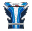MOTOGRAFIX モトグラフィックス タンクパッド カラー:ブルー/ホワイト GSR750