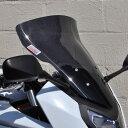 Skidmarx ウィンドスクリーン ツーリングタイプ カラー:ダークグリーン CBR650F 2014-