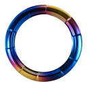 DREAM BASE ドリームベース その他外装関連パーツ YAMAHA Fuel tank ring YAMAHA燃料タンクリング カラー:titanium painted BWS 125 BWS R CYGNUS X GTR aero
