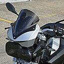 Skidmarx スキッドマークス フライウィンドスクリーン カラー:ライトスモーク F800R 2014まで