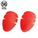 【在庫あり】56design 56デザイン オプション Knee Pad ニーパッド