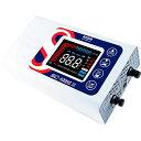 MASHIN マシン SC-1000S 12V/24V スマートバッテリー充電器 (鉛蓄&LiFePO4 バッテリー用)