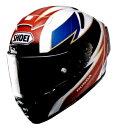 【在庫あり】SHOEI ショウエイ フルフェイスヘルメット Honda × X-14 Honda × X-FOURTEEN ホンダ×エックスフォーティーン トリコロール ヘルメット サイズ:M(57-58cm)