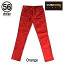 56design 56デザイン 【56design x EDWIN】056 Rider Cargo Pants CORDURA ライダー カーゴ パンツ コーデュラ