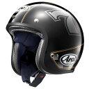 Arai アライ ジェットヘルメット CLASSIC MOD CAFE RACER (カフェレーサー) ヘルメット サイズ:M