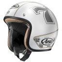 【在庫あり】Arai アライ ジェットヘルメット CLASSIC MOD CAFE RACER (カフェレーサー) ヘルメット サイズ:L