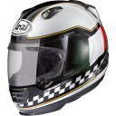 Arai アライ フルフェイスヘルメット RAPIDE-IR FLAG ITALY [ラパイド-IR フラッグ イタリー] ヘルメット サイズ:XL(61-62cm)