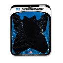 ストンプグリップ STOMPGRIP タンクパッド トラクションパッド ストリートバイクキット カラー:ブラック S1000R 15 S1000RR 14-15