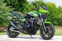 PMC フルエキゾーストマフラー LOUDEXメガホンエキゾーストマフラー レーシングモデル カラー:ブラック 付属バッフル:ミディアム ZRX1100 ZRX...