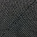 GRONDEMENT グロンドマン その他シートパーツ 国産シートカバー 張替タイプ カラー:スベラーヌブラック/黒ダブルステッチ アプリオ