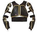FORCEFIELD フォースフィールド 胸部プロテクターチェストガード・ブレストガード EX-Kハーネス・アドベンチャー サイズ:S